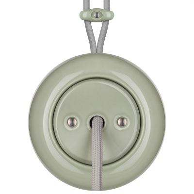Porcelain switches - cable gland ()  - CHLORA | Katy Paty