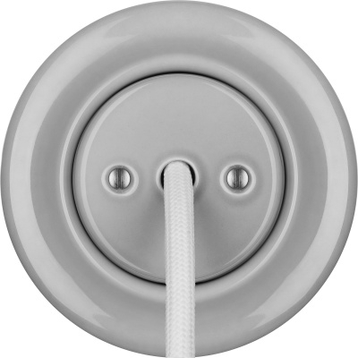 Porcelain switches - cable gland ()  - CANA | Katy Paty