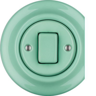 Porcelain switches - 1 gang - FAT - multiple X ()  - PNOE MENTOL | Katy Paty