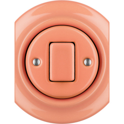 Porcelain switches - 1 gang - FAT - multiple X ()  - PNOE SALMO | Katy Paty