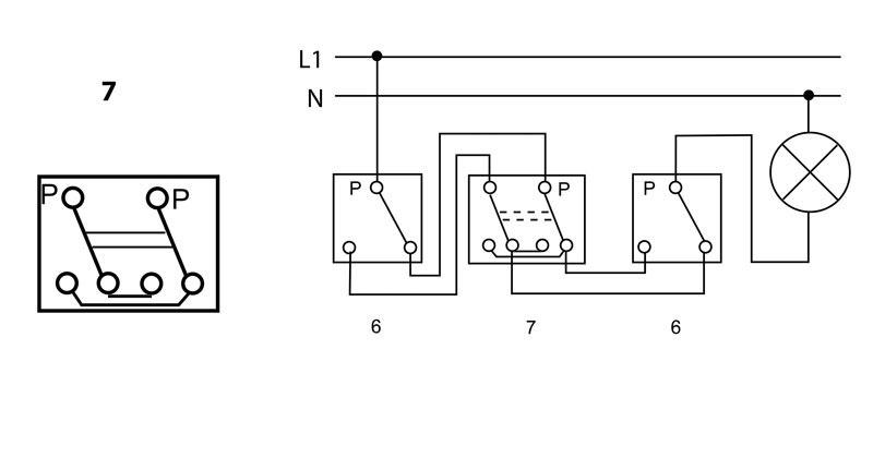e-shop - switches - 1 gang